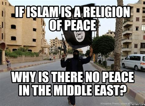 Religion Of Peace Meme - home memes com