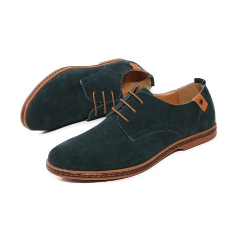 new fashion leather shoes autumn high