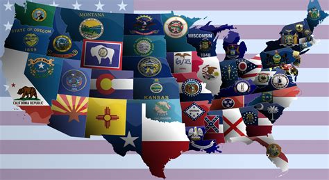 america map flags united states of america flag map by jaysimons on deviantart