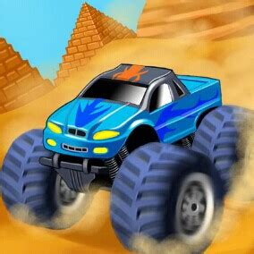 bigfoot monster truck game bigfoot go home racing games racinggames so