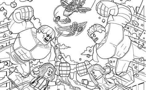 coloring pages of lego hulk hulk vs red hulk coloring page activities marvel