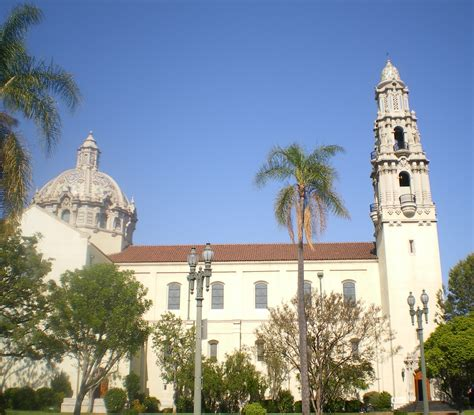 catholic wedding churches in los angeles los angeles most interesting churches 171 cbs los angeles