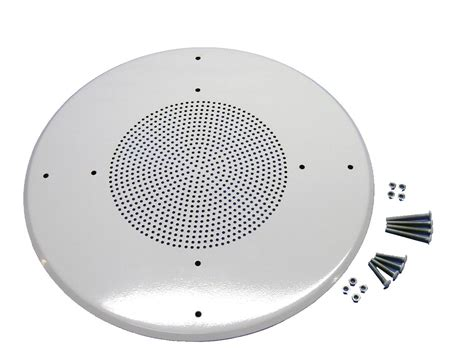 metal ceiling speaker grill white steel part scg 12 pictures