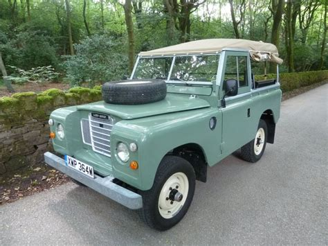 xwp 364w 1980 land rover series 3 soft top