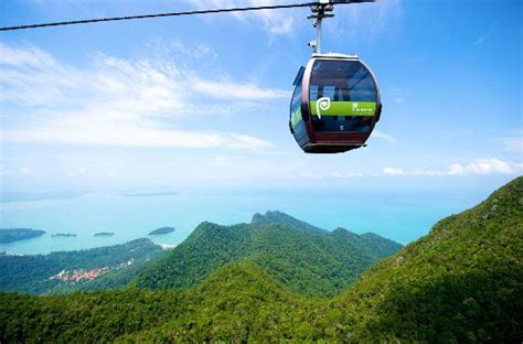 Langkawi SkyCab   Picture of Langkawi Cable Car (Panorama