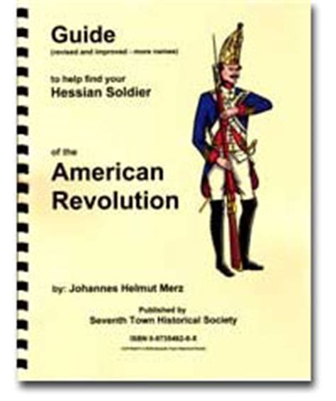 guide to finding a loyalist ancestor in canada ontario books guide to help find your hessian soldier of the american