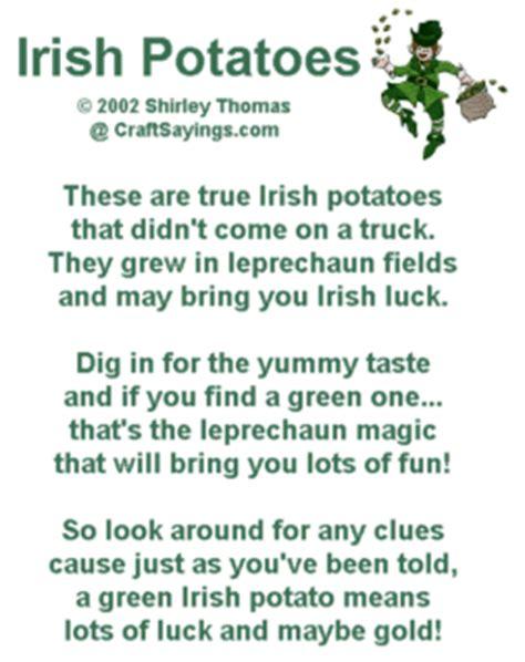 Wedding Blessing Gaeilge by Potatoes