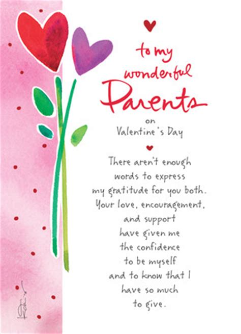 wonderful parents s day card cardstore