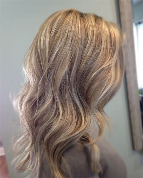 ash and beige blond highllights pictures dark and light blonde highlights hair pinterest cut