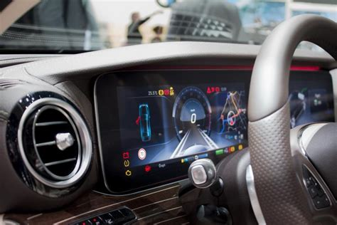 mercedes digital dashboard best of the best 2016 geneva auto show ny daily news