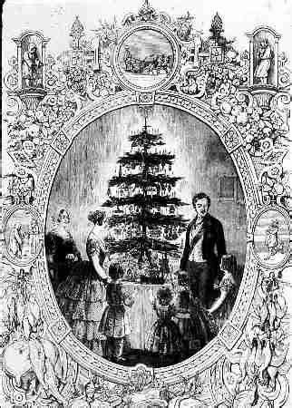 prince albert and the christmas tree tree the garden of eaden