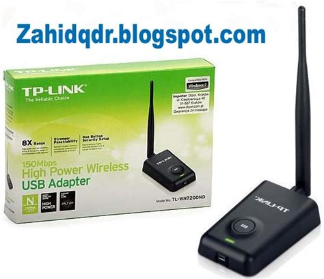 Usb Wifi Adapter Tp Link Tl Wn722n driver wireless tp link tl wn722n