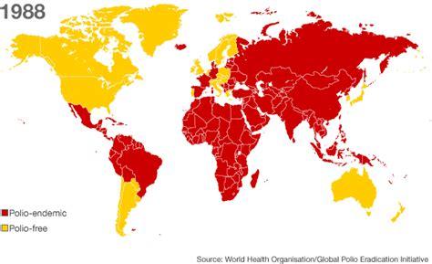 polio cases around the world world facing polio health emergency bbc news