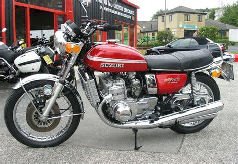 1975 Suzuki Gt750 Gt750