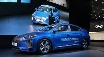 Connected Car La Auto Show Auto Show Seul 2017 Con Innovaciones De Hyundai Motor El