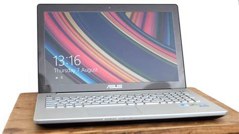 Laptop Asus N550jk asus n550jk review techradar