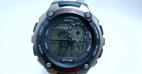 Harga Jam Tangan Swiss Army Kw 1 arloji jam tangan swiss army kw