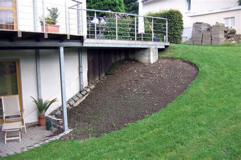 terrasse hanglage gamelog wohndesign - Terrasse Hanglage