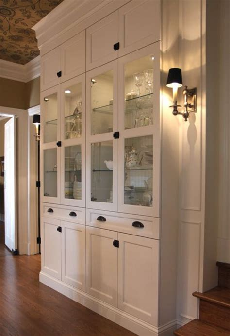 built in hallway cabinets 30 genius ikea billy hacks for your inspiration cabinets