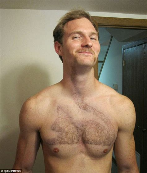 trimmed men pubes hilarious photos show men getting creative with their