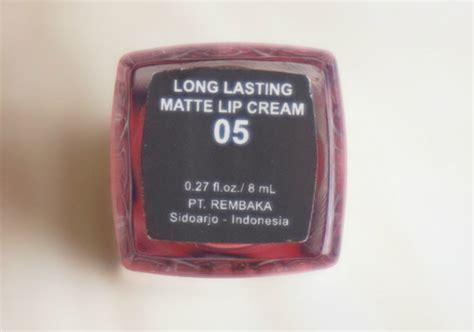Murah Lt Pro Lasting Matte Lip lt pro lasting matte lip no 05 yukcoba in