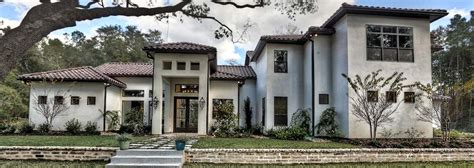wood custom homes houston tx gallery
