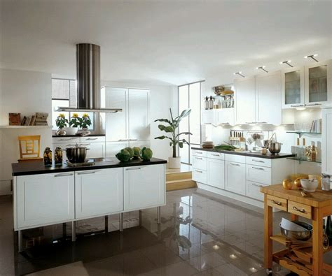 New Designs For Kitchens New Home Designs Modern Kitchen Designs Ideas