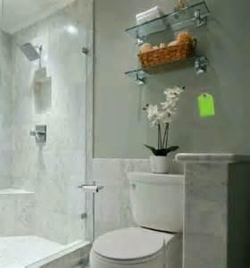 Bathroom Floating Shelves Above Toilet » New Home Design
