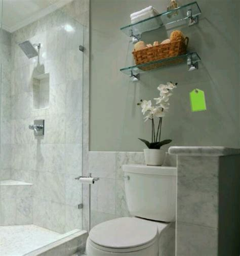 Glass Shelf Over Toilet Bathroom Glass Shelf Pinterest Bathroom Shelves Above Toilet