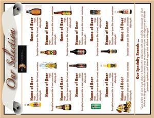designcrowd honey pandya 201 l 233 gant amusant brochure design for black magic beer