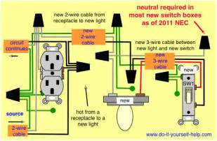 wiring diagrams to add a new light fixture do it yourself help