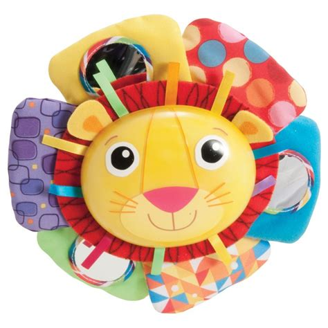 Lamaze Crib Soother by Lamaze Logan The Soother Crib Educational Toys
