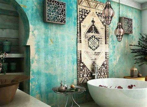 boho bathroom ideas decor ideas archives banarsi designs