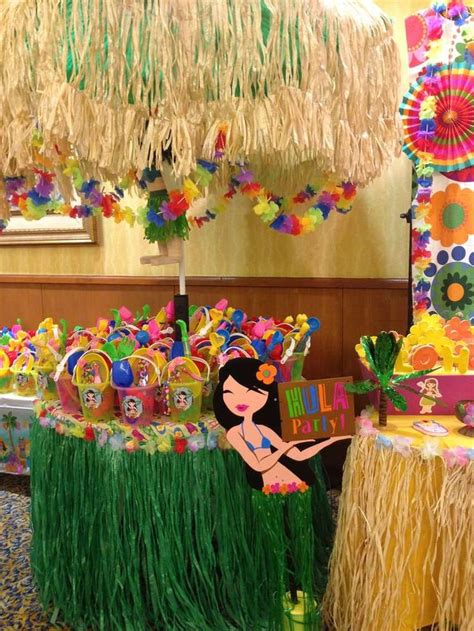 hawaii themed decorations 1000 images about moana on mesas disney
