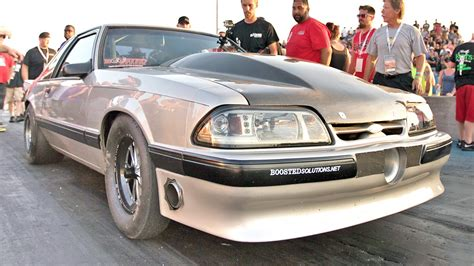 fox mustang turbo boosted fox mustang 118mm turbo