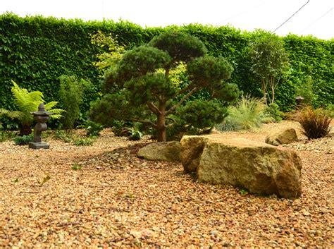 Photo Jardin Zen Chez Particulier by With Arbre Nuage Japonais