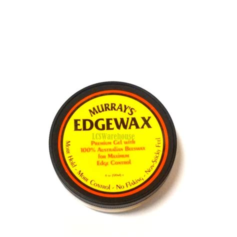 Pomade Murray S Edgewax jual american pomade murrays edgewax original 100 usa