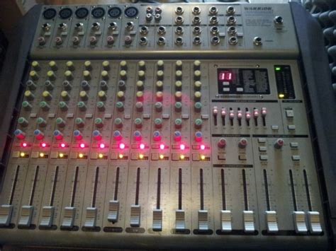 Powered Mixing Desks For Sale warrior powered mixing desk for sale in cabinteely dublin