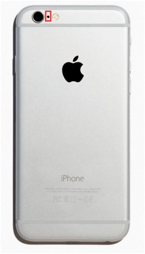 what are the function of 4 microphones on iphone 6s 6s
