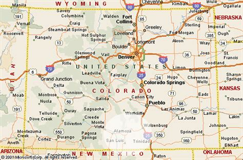 geographical map of colorado map of colorado search geography