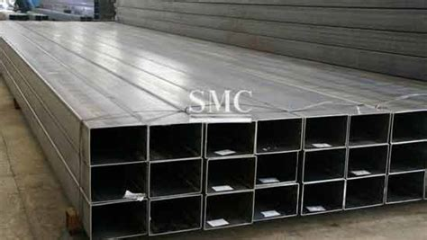 rectangular steel section rectangular steel tube steel profile shanghai metal