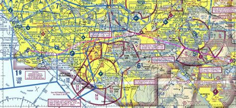 los angeles sectional chart flying california aviation adventures