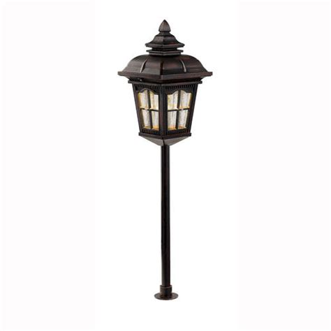 Menards Landscape Lighting Patriot Lighting 174 Redford Low Voltage Path Light At Menards 174