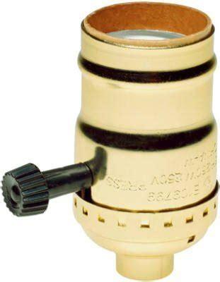 3 terminal 2 circuit l socket brass light socket plated 3 terminal 2 circuit