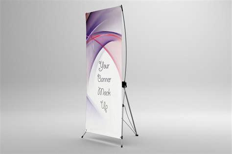 Cetak X Banner X Banner x banner mock up 16 views
