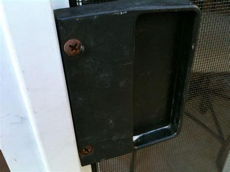 Patio Screen Door Handle Thousand Oaks Screen Doors Mobile Installs Screen Door And Window Screen Repair Service 805