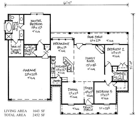 home floor plans louisiana cottage home plans louisiana house plans