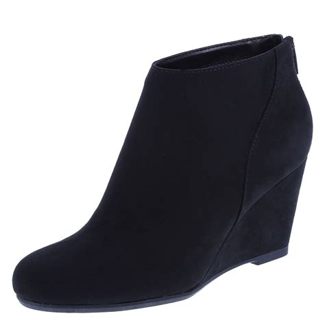 fioni s wedge boot payless