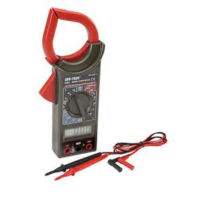 harbor freight cen tech 7 function digital multimeter
