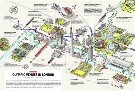 map of chicago sports venues olympic venues londontown